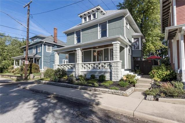 418 E 20th Street, Indianapolis, IN 46202 (MLS #21815265) :: The Evelo Team