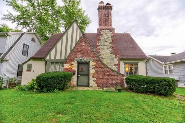1421 W Washington Street, Muncie, IN 47304 (MLS #21815266) :: The ORR Home Selling Team