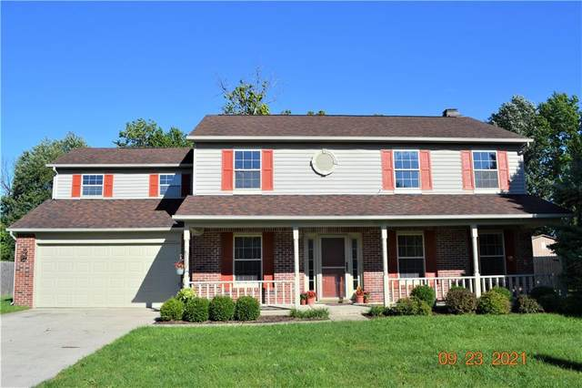 645 Port Drive, Avon, IN 46123 (MLS #21815268) :: The ORR Home Selling Team