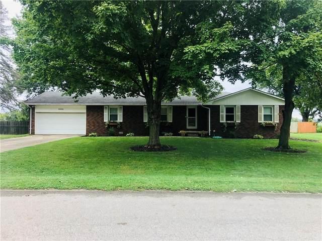 506 E Oak Manor, Columbus, IN 47203 (MLS #21815271) :: Heard Real Estate Team | eXp Realty, LLC