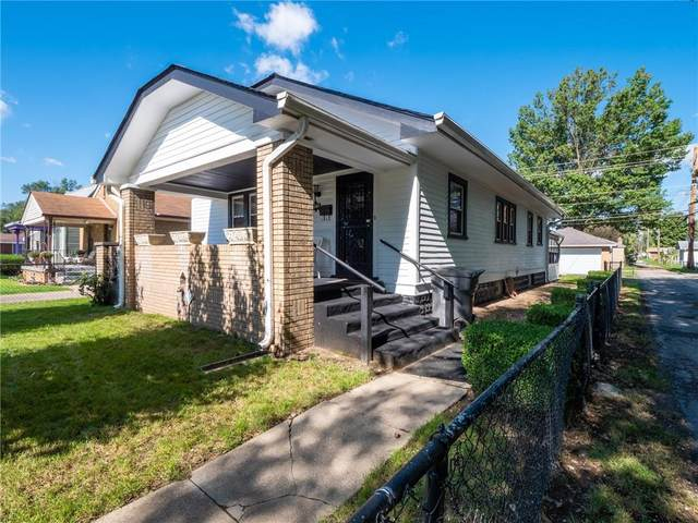 2522 W 17th Street, Indianapolis, IN 46222 (MLS #21815285) :: Pennington Realty Team