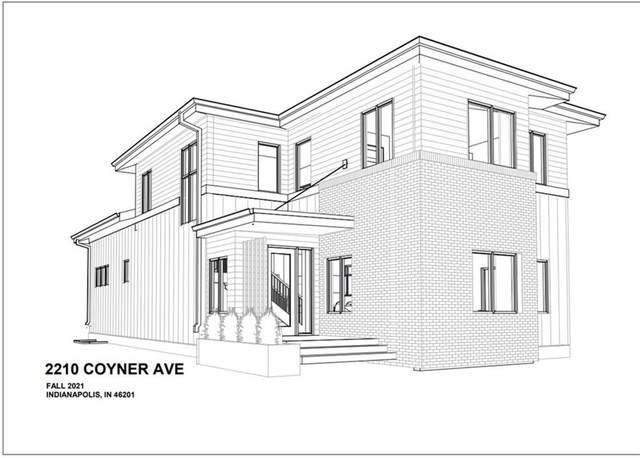 2210 Coyner Avenue, Indianapolis, IN 46201 (MLS #21815289) :: Quorum Realty Group