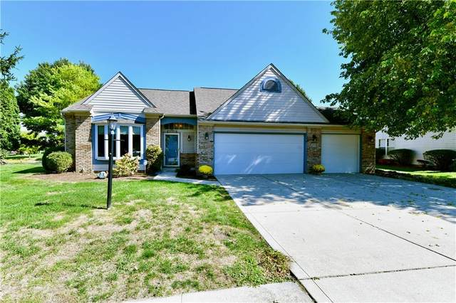 7339 Saffron Drive, Indianapolis, IN 46237 (MLS #21815298) :: Mike Price Realty Team - RE/MAX Centerstone