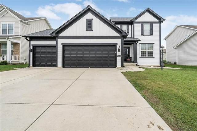 15930 Falcons Fire Drive, Westfield, IN 46074 (MLS #21815306) :: Quorum Realty Group