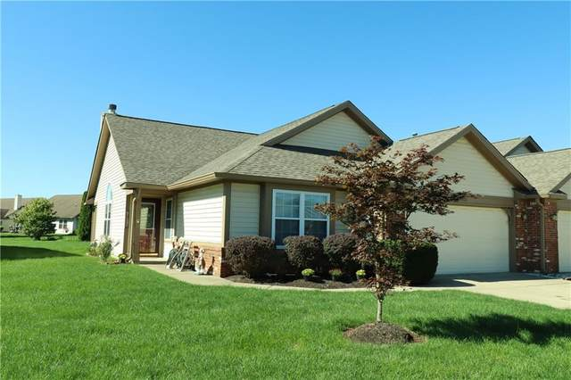 1260 Arlington Drive, Greenfield, IN 46140 (MLS #21815307) :: Quorum Realty Group