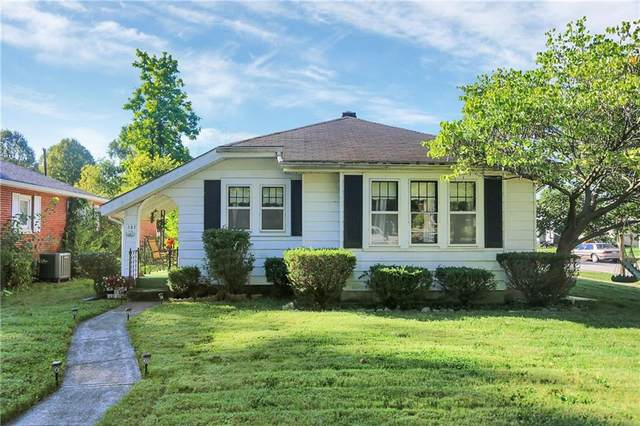 101 Fairfield Dr., Shelbyville, IN 46176 (MLS #21815308) :: Mike Price Realty Team - RE/MAX Centerstone