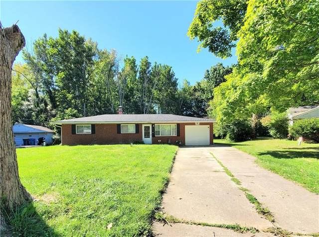3353 W 58TH Street, Indianapolis, IN 46228 (MLS #21815317) :: Quorum Realty Group