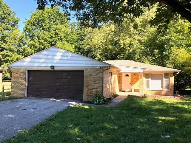 3130 W 49th Street, Indianapolis, IN 46228 (MLS #21815335) :: JM Realty Associates, Inc.