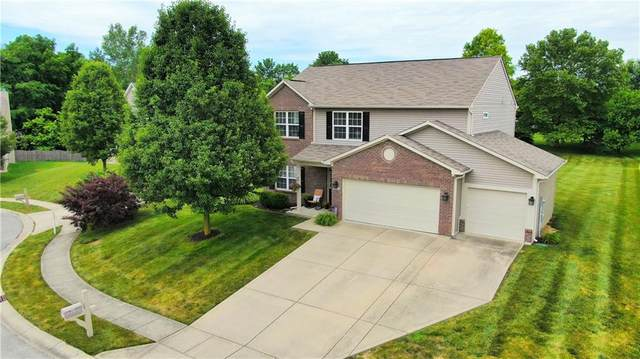 6790 Old Persimmon Court, Plainfield, IN 46168 (MLS #21815354) :: Dean Wagner Realtors
