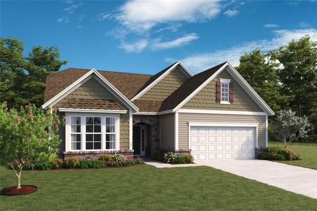 11814 Brambling Lane, Noblesville, IN 46060 (MLS #21815363) :: Quorum Realty Group