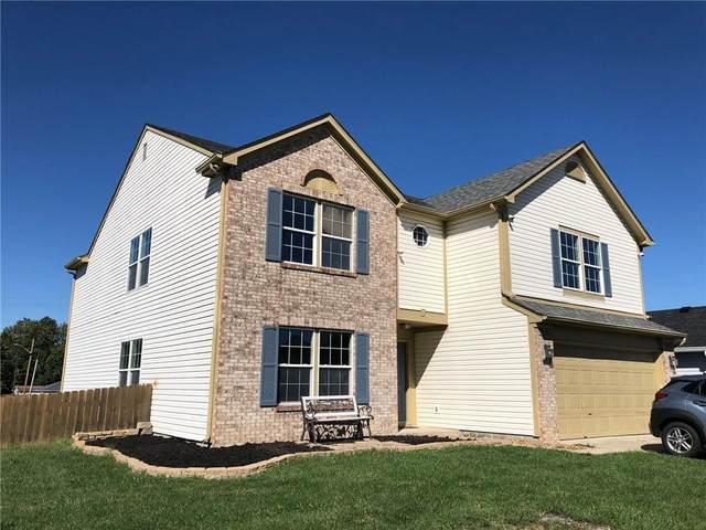 450 Venus Drive, Indianapolis, IN 46241 (MLS #21815370) :: Heard Real Estate Team | eXp Realty, LLC