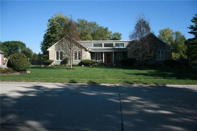 4462 Abbey Drive, Carmel, IN 46033 (MLS #21815383) :: Quorum Realty Group