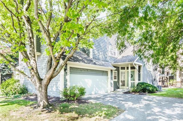 7506 Choate Court, Indianapolis, IN 46254 (MLS #21815398) :: Ferris Property Group