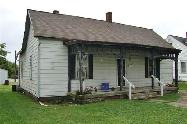 607 Carter Street, Seymour, IN 47274 (MLS #21815419) :: Dean Wagner Realtors