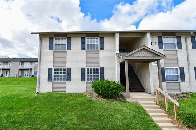 56 Port Sylvia Drive C, Indianapolis, IN 46224 (MLS #21815436) :: The ORR Home Selling Team