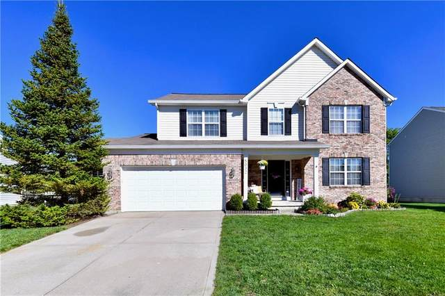 5032 West Bay Road, Plainfield, IN 46168 (MLS #21815438) :: Ferris Property Group