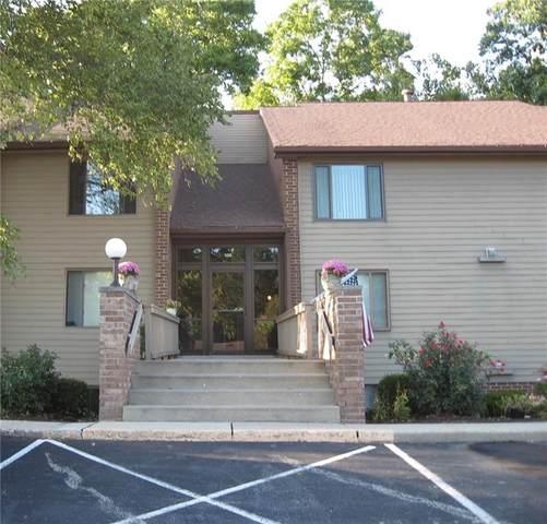 108        #D Knoll Court 108 D, Noblesville, IN 46062 (MLS #21815446) :: David Brenton's Team