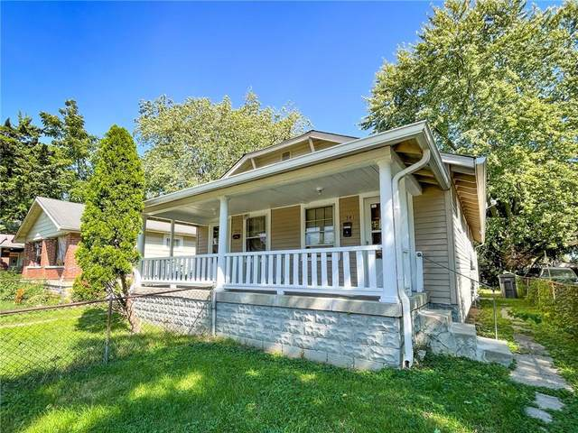 339 S Parker Avenue, Indianapolis, IN 46201 (MLS #21815454) :: RE/MAX Legacy