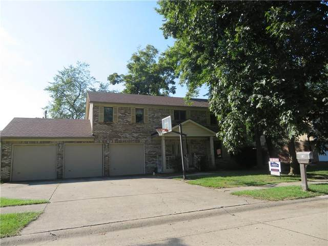 914 Vanceburg Drive, Indianapolis, IN 46241 (MLS #21815461) :: The ORR Home Selling Team