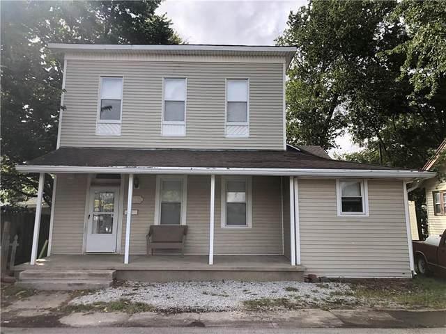 203 Crane Drive, Crawfordsville, IN 47933 (MLS #21815473) :: RE/MAX Legacy