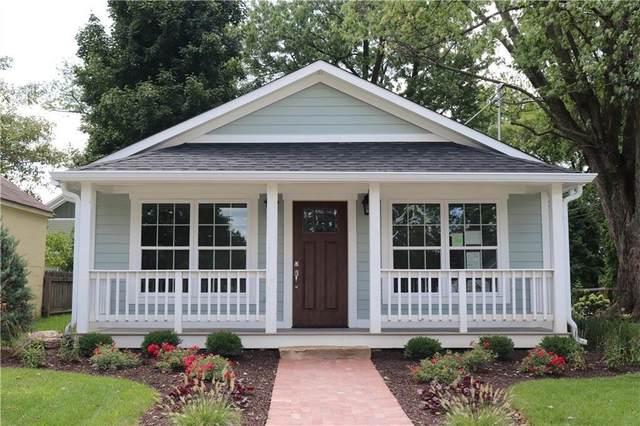 121 5th Street NE, Carmel, IN 46032 (MLS #21815479) :: Ferris Property Group