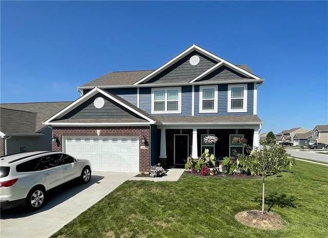 2890 W Broderie Lane, Monrovia, IN 46157 (MLS #21815481) :: Ferris Property Group