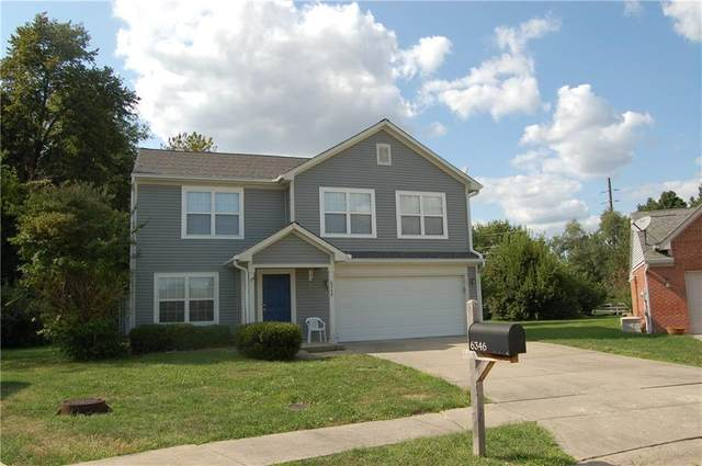 6346 Pathfinder Court, Indianapolis, IN 46203 (MLS #21815485) :: RE/MAX Legacy