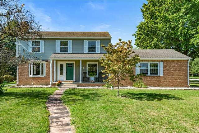 4302 Wanamaker Drive, Indianapolis, IN 46239 (MLS #21815487) :: Mike Price Realty Team - RE/MAX Centerstone