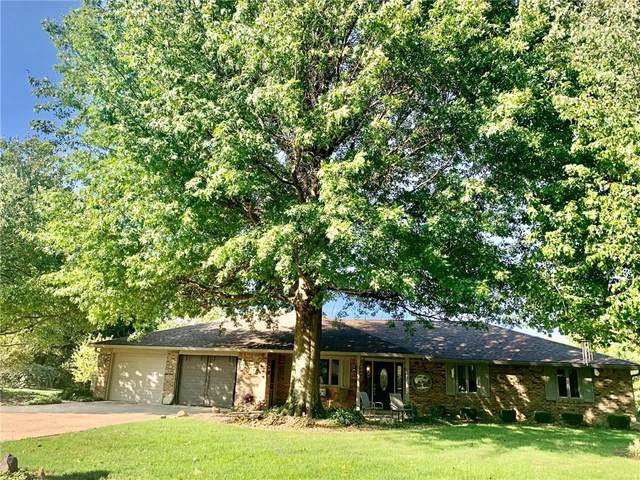 4600 Clifty Drive, Anderson, IN 46012 (MLS #21815488) :: JM Realty Associates, Inc.