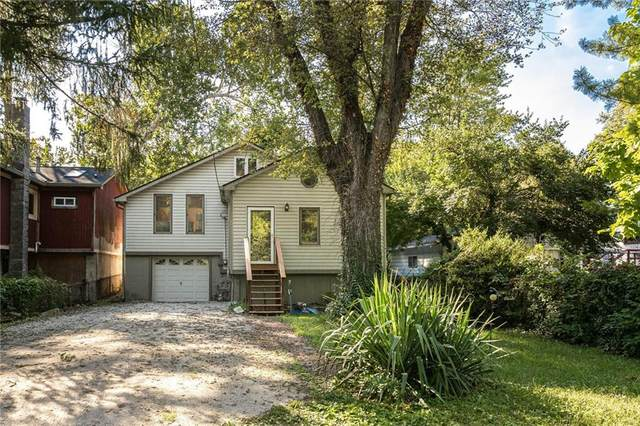 5040 Riverview Drive, Indianapolis, IN 46208 (MLS #21815491) :: RE/MAX Legacy