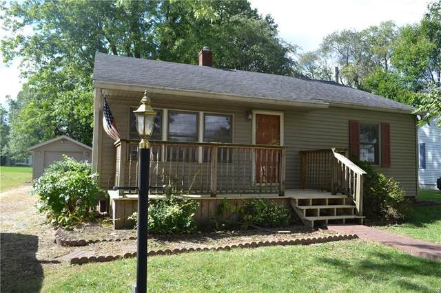 609 Whitlock Avenue, Crawfordsville, IN 47933 (MLS #21815492) :: RE/MAX Legacy