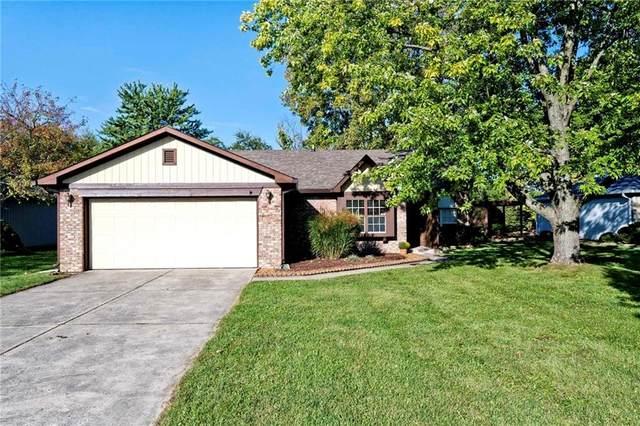 8124 Ehlerbrook Road, Indianapolis, IN 46237 (MLS #21815497) :: Ferris Property Group