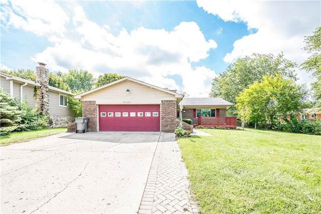 6527 Muirfield Way, Indianapolis, IN 46237 (MLS #21815511) :: Heard Real Estate Team | eXp Realty, LLC
