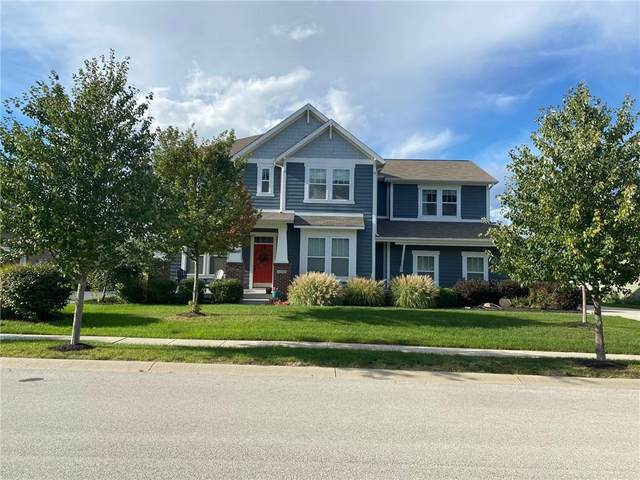 5988 Boundary Drive, Noblesville, IN 46062 (MLS #21815516) :: Heard Real Estate Team | eXp Realty, LLC