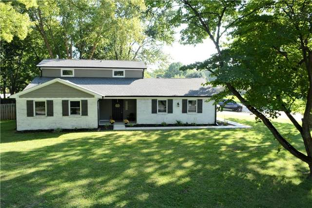 5359 Olive Branch Road, Greenwood, IN 46143 (MLS #21815530) :: Heard Real Estate Team | eXp Realty, LLC
