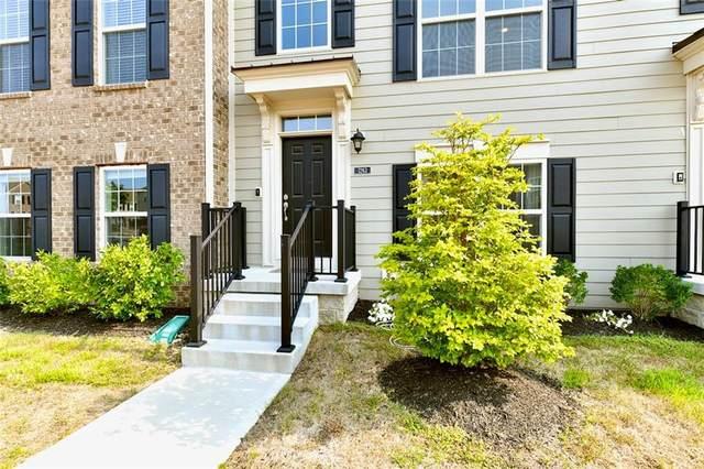 7263 Zanesville Road, Carmel, IN 46033 (MLS #21815534) :: The ORR Home Selling Team