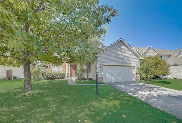 13947 Royalwood Drive, Fishers, IN 46037 (MLS #21815537) :: Heard Real Estate Team | eXp Realty, LLC