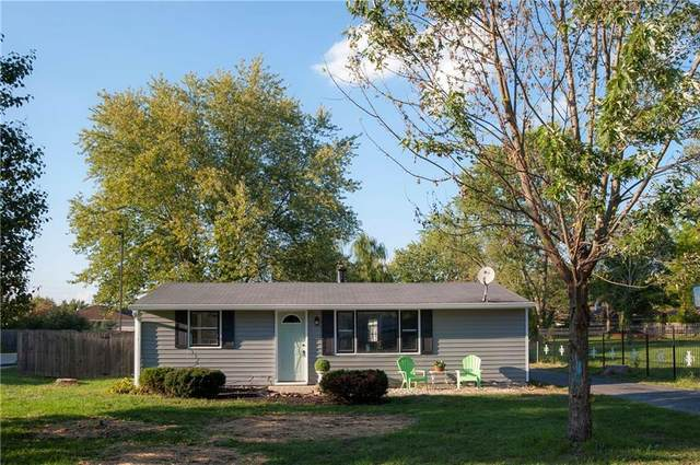 7220 E 14th Street, Indianapolis, IN 46219 (MLS #21815538) :: Heard Real Estate Team | eXp Realty, LLC
