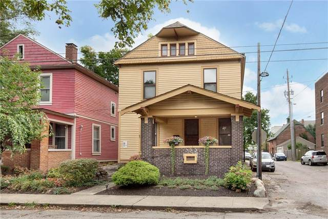 221 E 13TH Street, Indianapolis, IN 46202 (MLS #21815550) :: RE/MAX Legacy