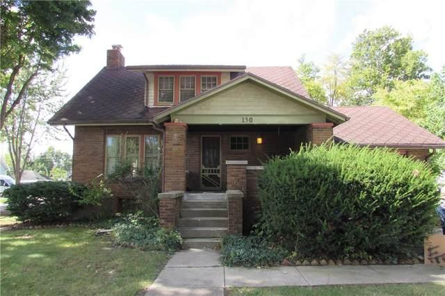 150 S Broadway Street, Atlanta, IN 46031 (MLS #21815563) :: The ORR Home Selling Team