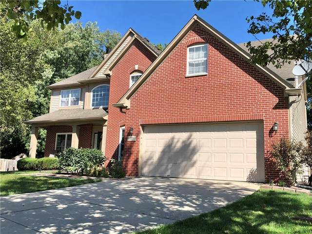 2453 Inishmore Court, Indianapolis, IN 46214 (MLS #21815571) :: Heard Real Estate Team | eXp Realty, LLC