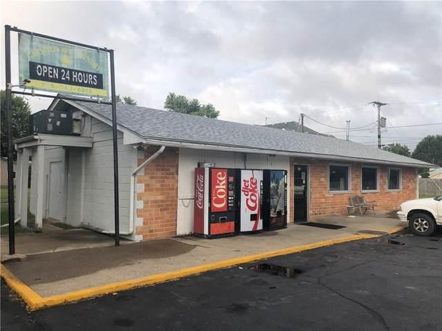 910 E Garfield Avenue, Martinsville, IN 46151 (MLS #21815572) :: David Brenton's Team