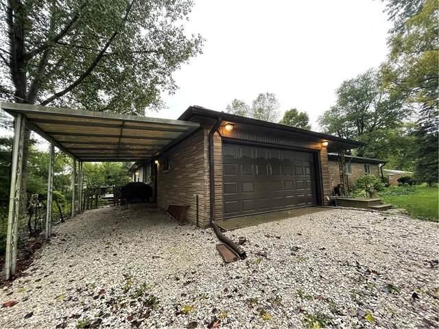 45 Allen Drive, Mooresville, IN 46158 (MLS #21815578) :: Ferris Property Group