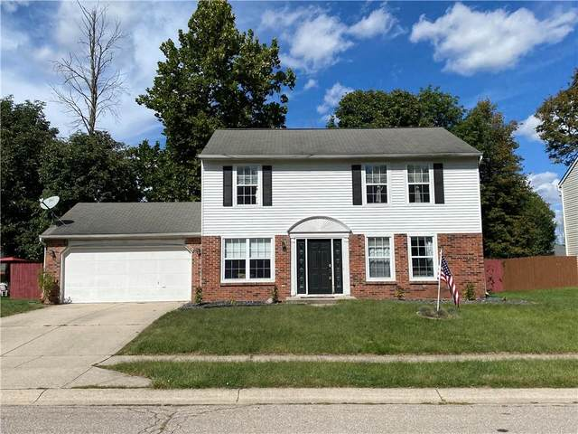 11508 Boone Drive, Indianapolis, IN 46229 (MLS #21815582) :: Pennington Realty Team