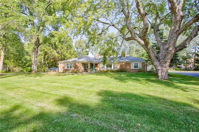 1034 Sunset Drive, Anderson, IN 46011 (MLS #21815606) :: The Evelo Team
