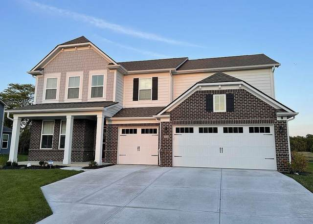 17330 Tribute Row, Noblesville, IN 46060 (MLS #21815608) :: Richwine Elite Group