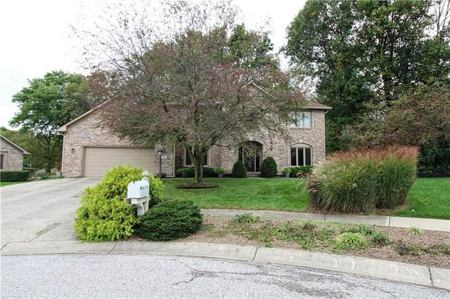 7932 Islay Court, Indianapolis, IN 46217 (MLS #21815610) :: Pennington Realty Team