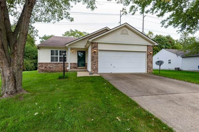 11402 Carly Way, Indianapolis, IN 46235 (MLS #21815612) :: Mike Price Realty Team - RE/MAX Centerstone