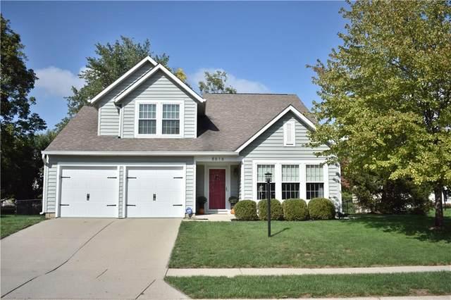 8616 Knoll Crossing, Fishers, IN 46038 (MLS #21815625) :: Heard Real Estate Team | eXp Realty, LLC