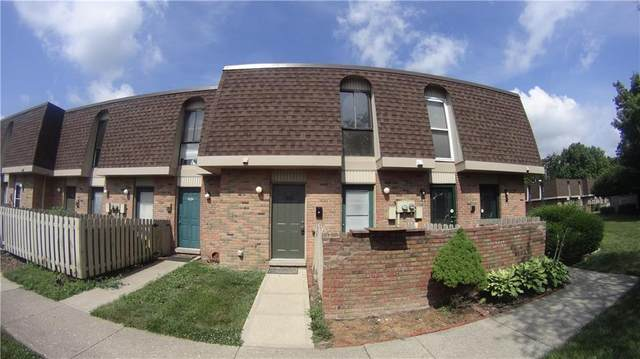 7430 Country Brook Drive #7430, Indianapolis, IN 46260 (MLS #21815629) :: RE/MAX Legacy